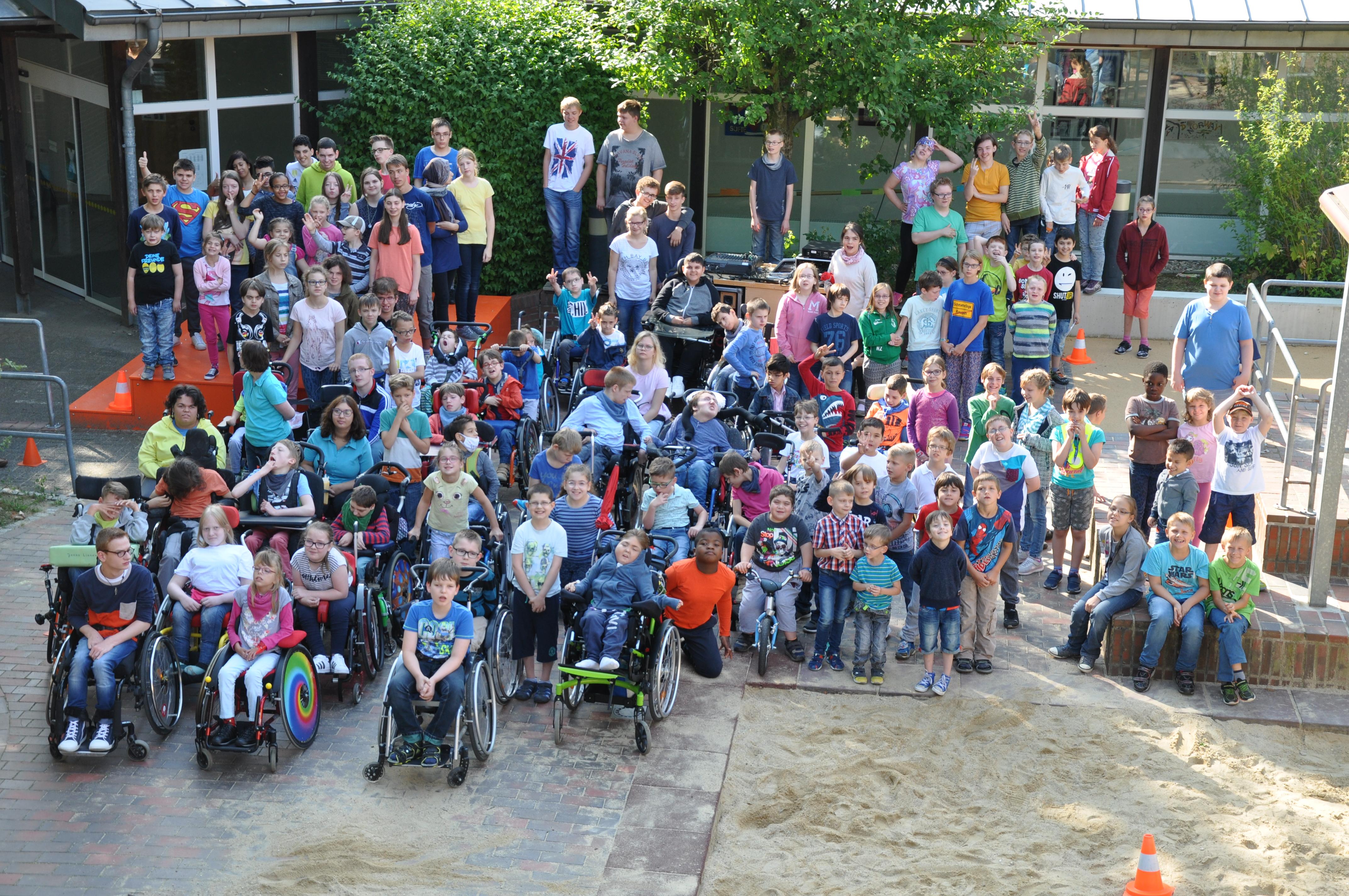 Förderschule Geistige Entwicklung Köln